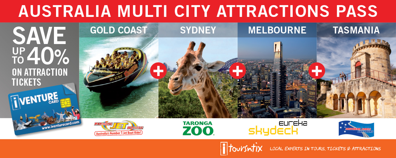 Multi City Attraction Pass