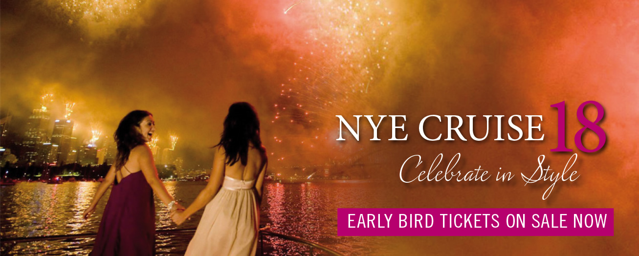 Sydney New Years Eve 2018 - Celebrate in style!