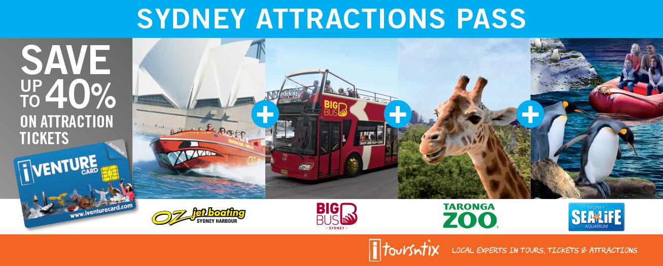 Attractions Pass - Sydney